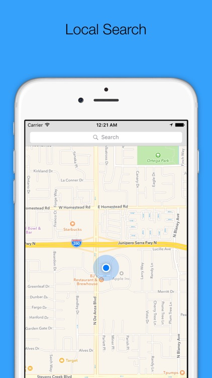 Geolocation - Where Am I? - Find out where you are