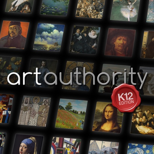 Art Authority K-12 for iPad
