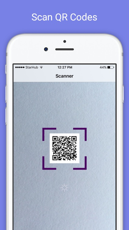 QR Code Reader and Scanner ·