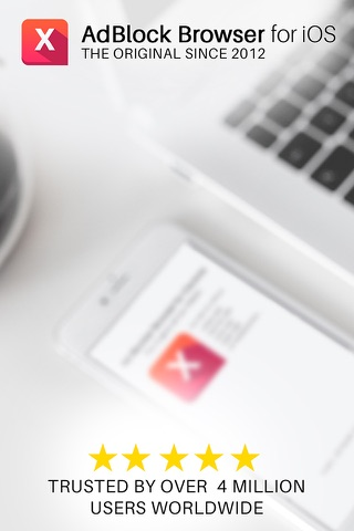 AdBlock Browser for Chromecast - náhled