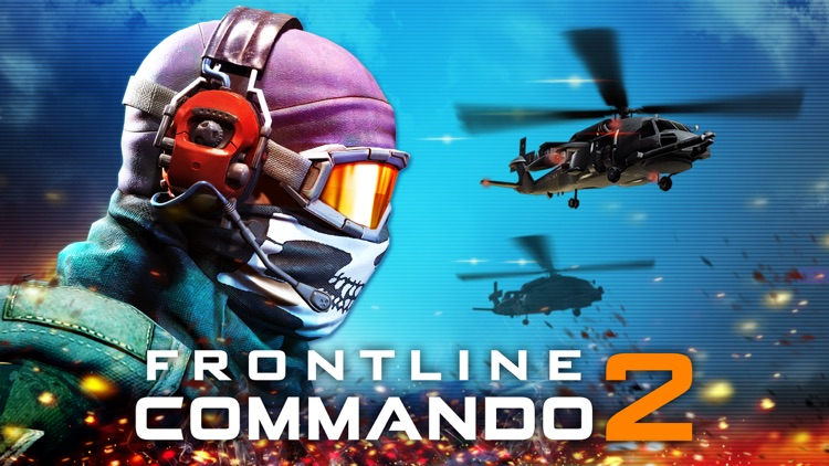 Frontline Commando 2 screenshot-4