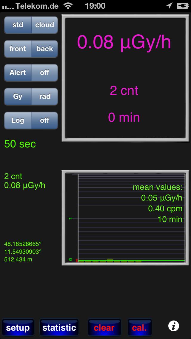 RadioactivityCounterのおすすめ画像2