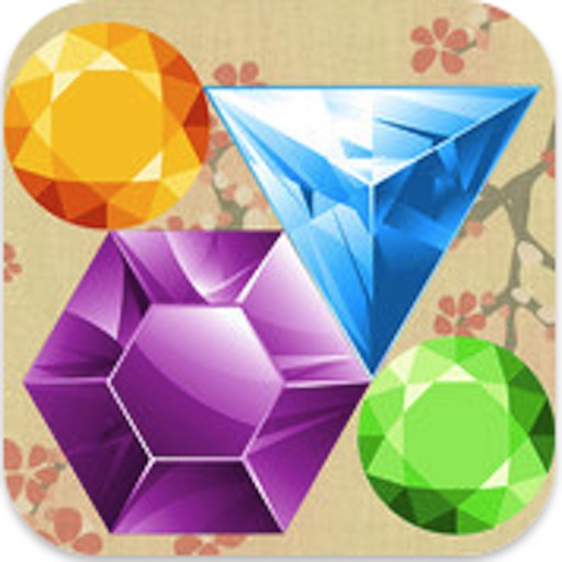 Gems Dash - Matching of Jewel Adventure Game