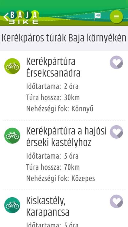 Baja Bike screenshot-3