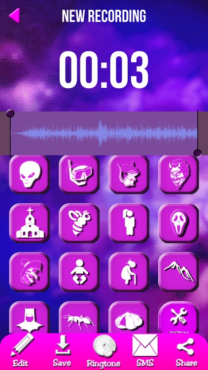 Funny Voice Changer – Download Free Ringtones and Modify Best Sound Effect.s screenshot-4