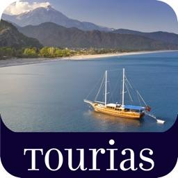 Top 100 Travel Guides – TOURIAS Travel Guide by GIATA (free offline maps)