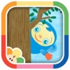Peekaboo Goes Camping Game by BabyFirst - iPhoneアプリ