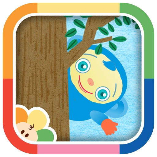 Peekaboo Goes Camping Game by BabyFirst
