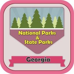 Georgia - State Parks & National Parks