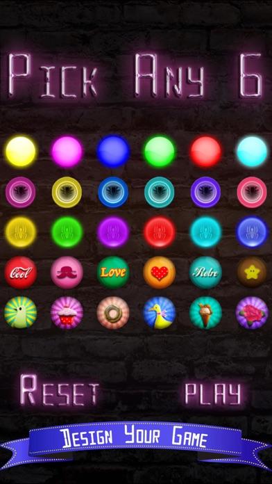 Neon Circle screenshot one