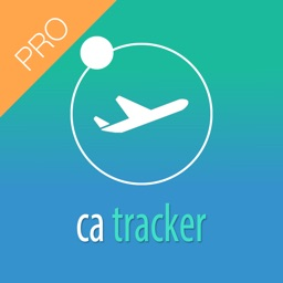 CA Tracker PRO : Live Flight Tracking & Status