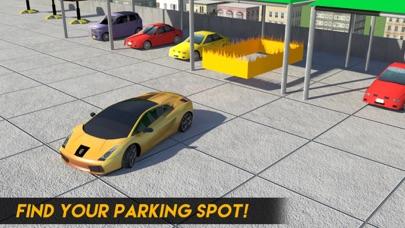Multi-Level-Sportwagen Parkplatz Simulator 2:Auto-Lack Garage & realistische Fahr SpielScreenshot von 5