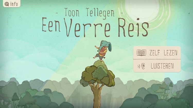 Een Verre Reis - een interactief verhaal van Toon Tellegen screenshot-0