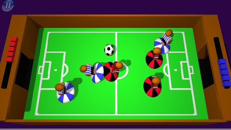 Flick It Football 3d screenshot-3