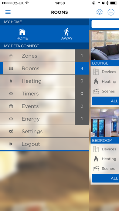 Deta Connect by LightwaveRF Technology Ltd (iOS, United