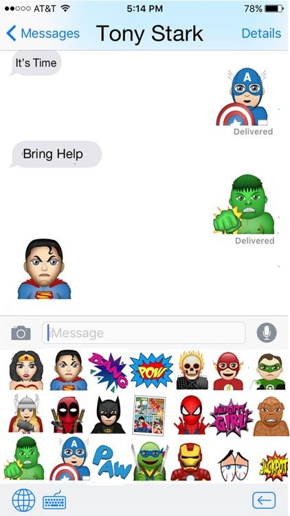 Emoji Heroes