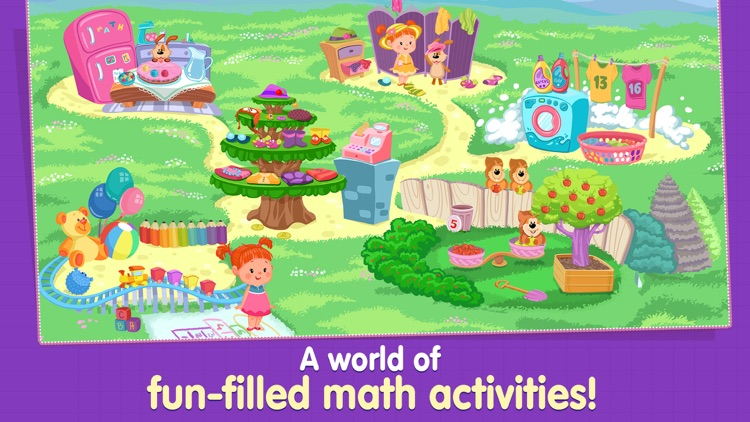 Izzie's Math - Fun Games for Kids 5-8 screenshot-3