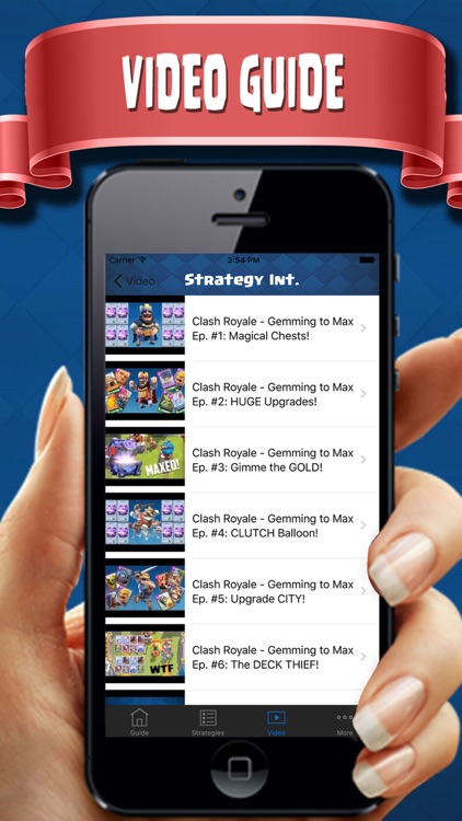 Complete Guide  for Clash Royale - Deck Builder, tipster, Strategies & Tactics pro! screenshot-2