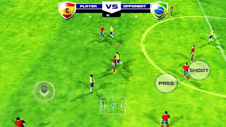 Madrid Football Game Real Mobile Soccer sports 17 screenshot-4
