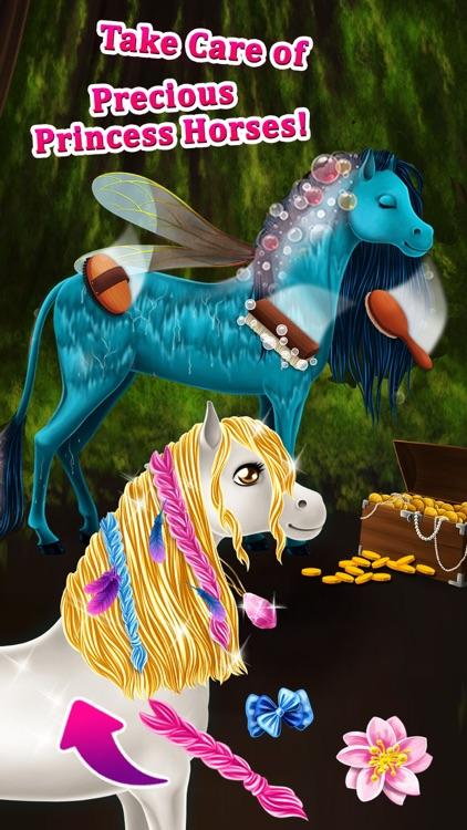 Princess Horse Club 3 - No Ads screenshot-4