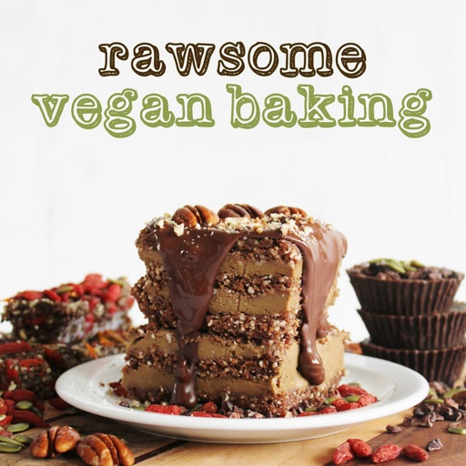 Vegan Baking:Beautiful Sweet Cookies and Cakes icon