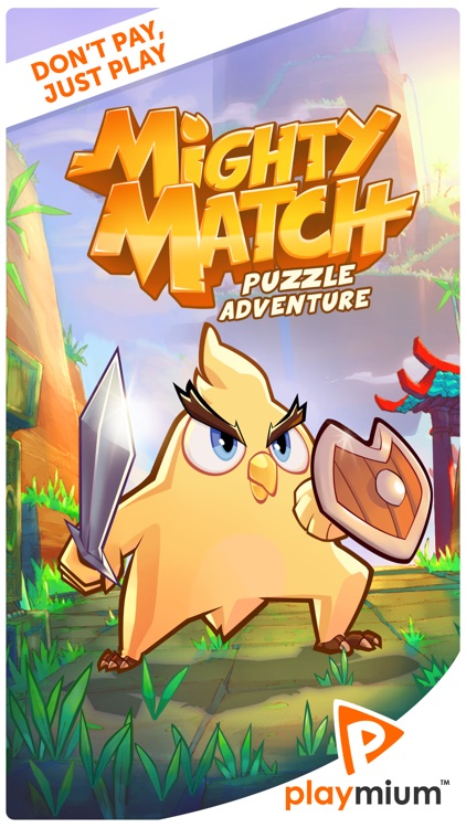 Mighty Match - Puzzle Adventure