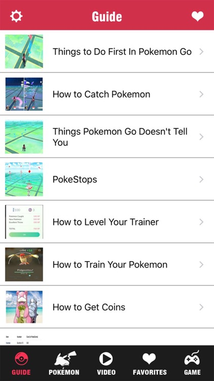 Pocket Guide - for Pokemon GO Walkthrough Tips & Video Guides