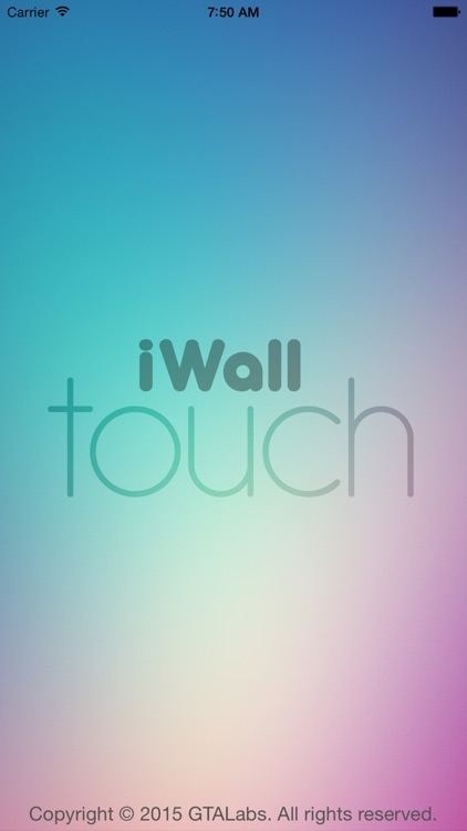 iWall Touch