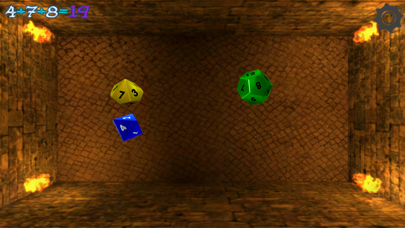 Real RPG Dice Free screenshot two