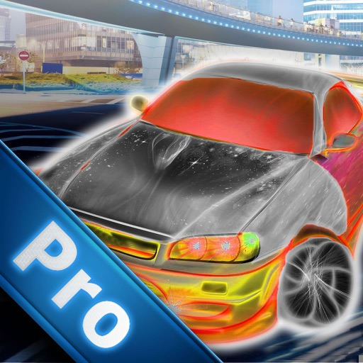 A Neon City Racing PRO - Traffic Car Driving icon