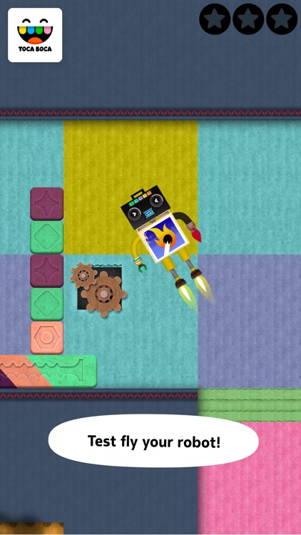 Toca Robot Lab screenshot-1