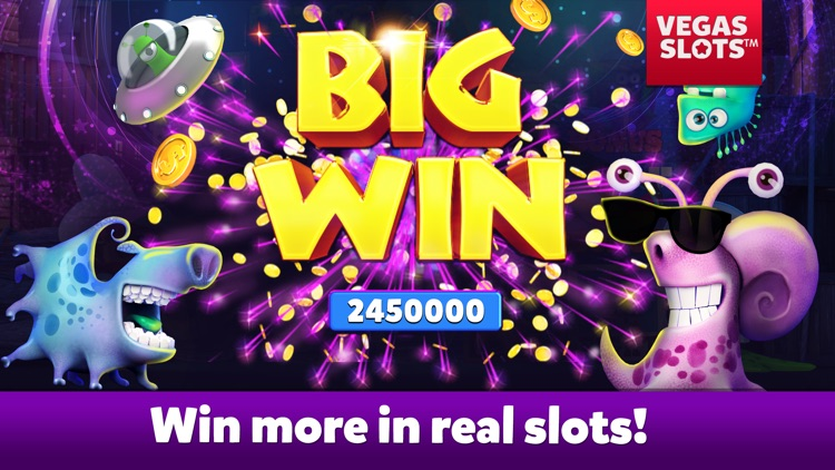 Vegas Slots™ - free casino slot machine with big bonus and 777 jackpot screenshot-0