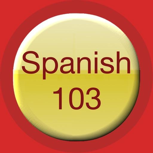 Spanish 103 - Vocabulary