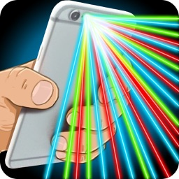 Laser 100 Beams Funny Joke