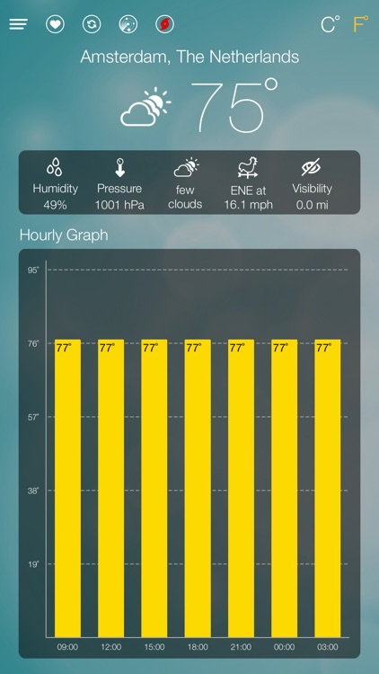 World Weather Forecast screenshot-3