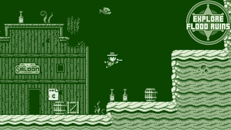 2-bit Cowboy Rides Again screenshot-1
