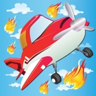 Planes on Fire - Rescue Mission Pro icon