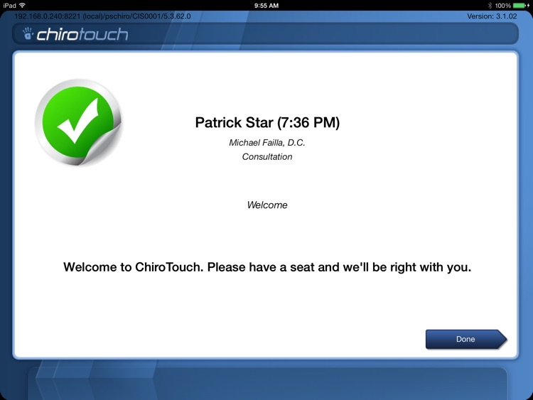 CT Sign-In Mobile 6.5 screenshot-4