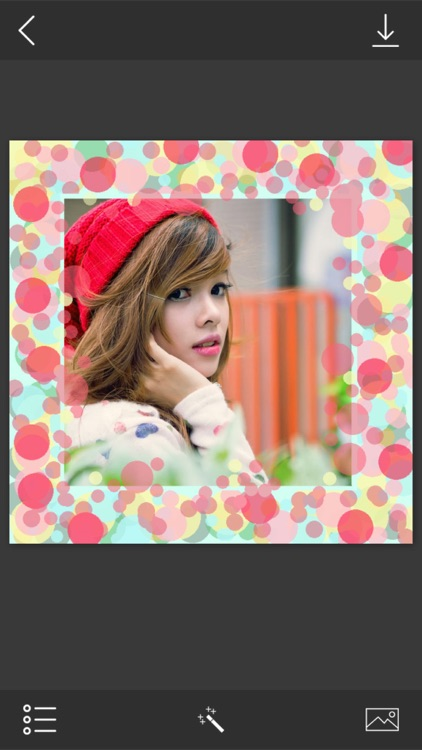 Candy Photo Frames - Creative Frames for your photo screenshot-3