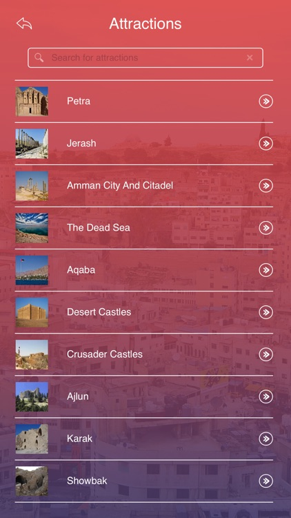Jordan Tourist Guide screenshot-2