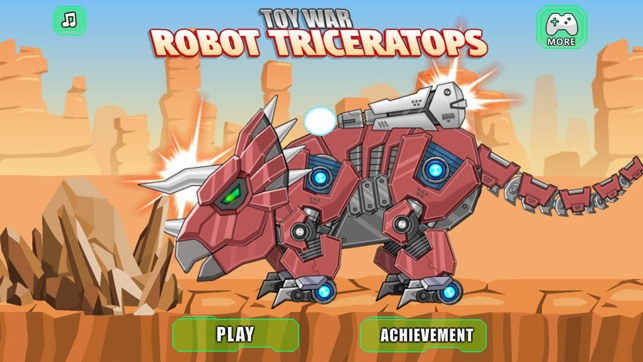 toy war robot triceratops on the app store
