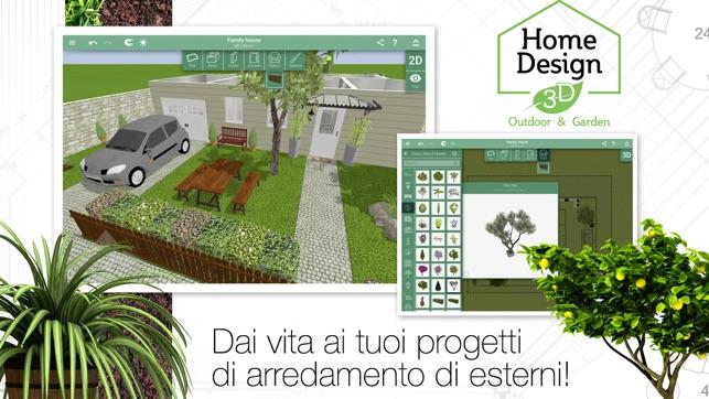 Home Design 3d Outdoor Garden Su App Store