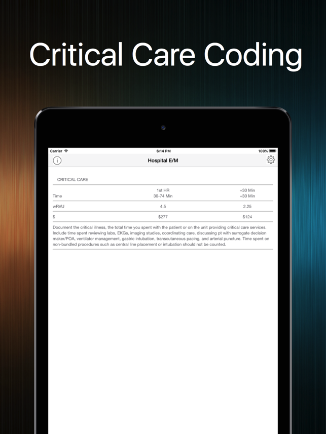 Hospital Medical Coding Rvuhcpcsand Cpt Codes On The App Store