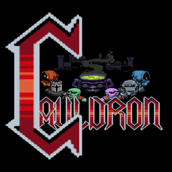 ‎Cauldron (dungeon crawler)