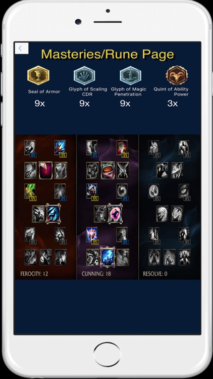 Lol Builds and Counters -For League of Legends screenshot-3