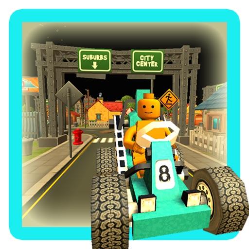 Багги Вождение: держи равновесие! стоянкагонки игры для мальчиков и девочек