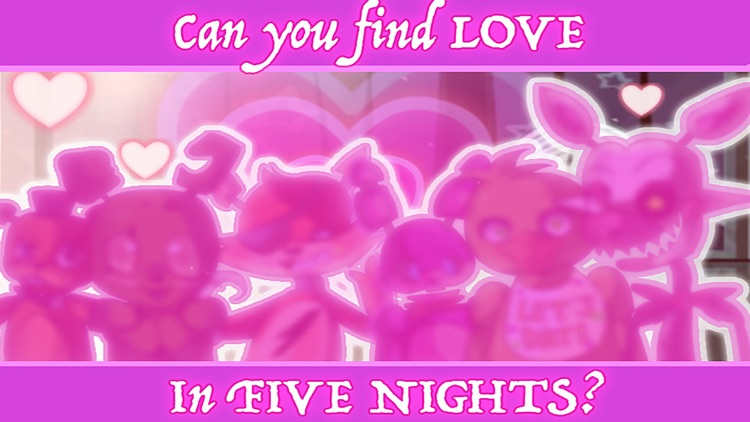 Five Tries At Love - An Animatronic Dating Sim