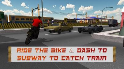 Coger el tren - vehículos extremas de conducción y el aparcamiento juego de simuladorCaptura de pantalla de4