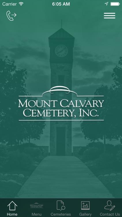 Mount Calvary Cemetery Inc
