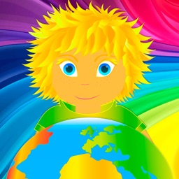 Our World - kids learning games and puzzle for kids - Full